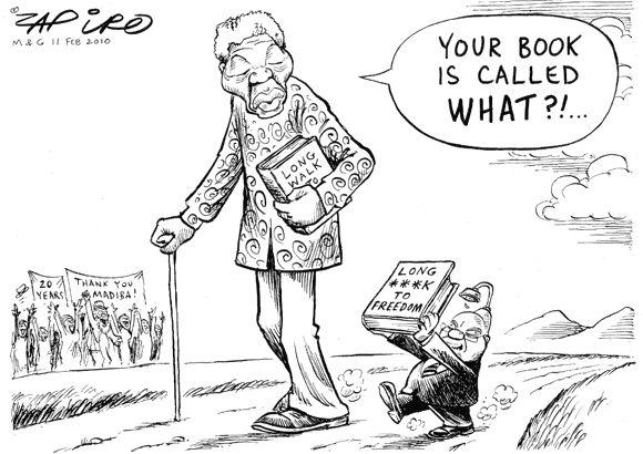 Zapiro reflect the countrys mood