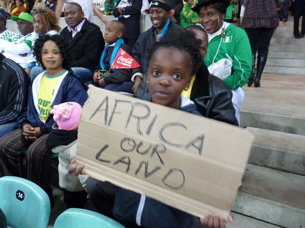 Africa Our Land